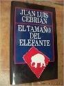img - for El tama o del elefante book / textbook / text book