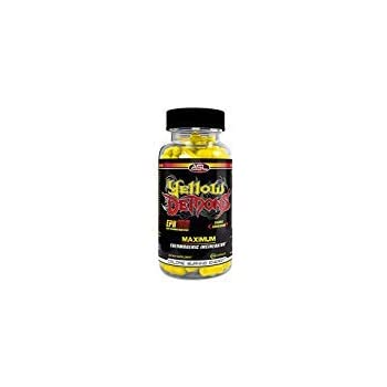 YELLOW DEMONS Thermogenic Fat Burner Anabolic Science Labs, Best 100%  Complete All