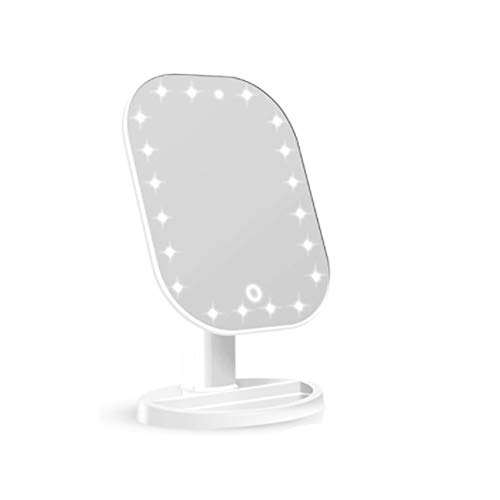 Makeup mirror 20 LED Light with 10 Times Magnifying Glass Touch Smart -