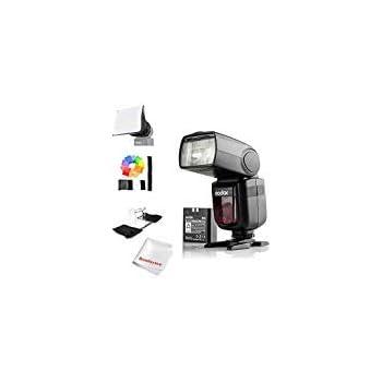 Amazon com: Godox V860II-S GN60 TTL HSS Camera Flash Light