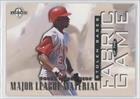 Pokey Reese #714/1,000 (Baseball Card) 1997 Donruss Limited - Fabric of the Game #39