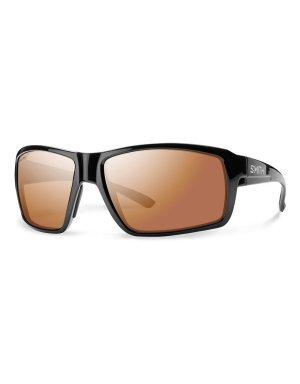 Smith Optics Colson Sunglasses, Black Frame, Polarchromic Copper Mirror Techlite Glass ()