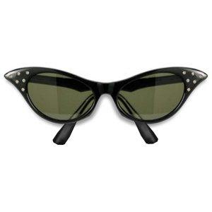 1950s Sunglasses Adult
