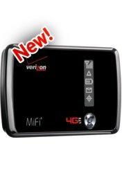 Verizon Jetpack 4G LTE Mobile Hotspot MiFi 4510L 4510L WORKS ON VERIZON WIRELESS by Novatel