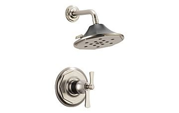 Brizo Rook: TempAssure Thermostatic Shower Trim