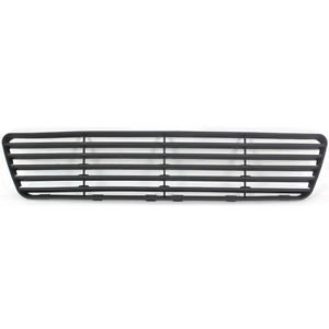 (KEYSTONE 15893788 SATURN VUE FRONT BUMPER COVER CENTER GRILLE MATTE BLACK GM1200593)