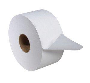 Tork 12024402 Mini Jumbo Bath Tissue Roll, 2-Ply, (Toilet Tissue Mini)