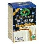 Natures Path Frosted Blueberry Toaster Pastry 11 Oz (Pack of 12) - Pack Of 12