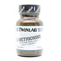 Pack 500MG L-méthionine du 17