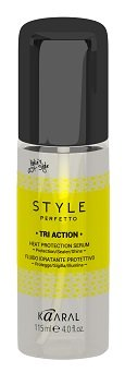 Kaaral Style Perfetto Evolution TRI ACTION heat protection serum 115ml