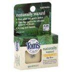 (Tom's Of Maine Anti Plaque Flat Spearmint Floss, 12x each 32 YD)