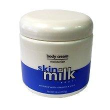 Crème pour le Corps skinMilk, 16 oz