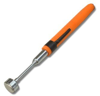 Toolzone 8Lb Magnetic Extending Pen Pick Up Tool Hi - Vis Handle