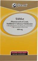 (Vitacost SAM-e -- 400 mg - 60 Enteric Coated Tabs)