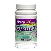 GARLIC-X TB 100 ODOR FREE