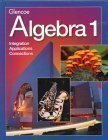 Algebra 1, Collins Publishers Staff and Gilbert J. Cuevas, 0028253280