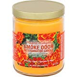 Smoke Odor Exterminator 13 oz Jar Candles Magical Marigold, (2)