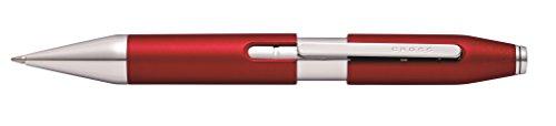 Cross X Rollerball (Vorschubmechanik, Schreibfarbe: schwarz) karmesin-rot