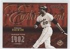 Frank Robinson #10/750 (Baseball Card) 2003 Donruss Studio - Enshrinement #E-37 (Studio 2003 Donruss)