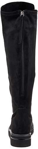25601 Noir dessus 21 black Femme 1 Bottes Tamaris Du Genou Au 6wq8S8xpd