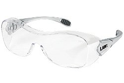 Crews OG110AF Law Safety Glass Over The Glass Clear Anti-Fog, Pack of 12 by Crews