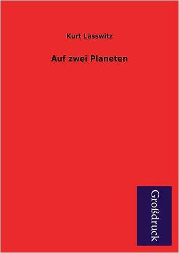 Auf Zwei Planeten (German Edition)