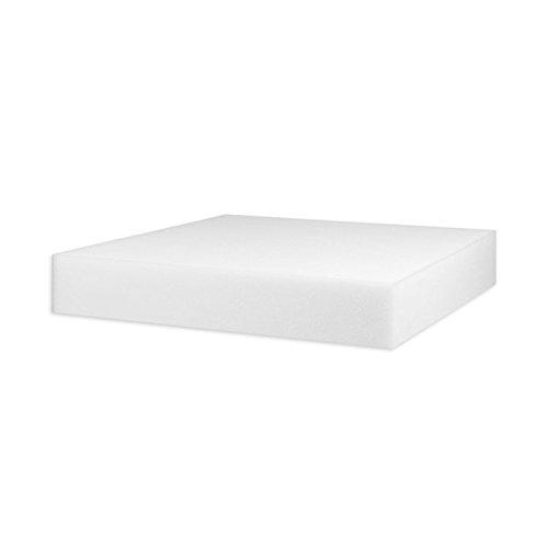 Online Fabric Store 2 Queen Size Medium Density Mattress Foam