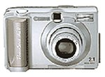 A20 Digital Camera - Canon PowerShot A20 2MP Digital Camera with 3x Optical Zoom