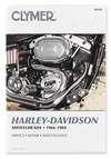 - Clymer Harley-Davidson Shovelheads 1966-1984: Service, Repair, Maintenance