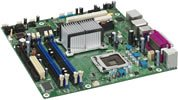 Intel Motherboard 945G Express Micro ATX ( BOXD945GTPLR ) ()