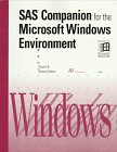 SAS Companion for the Microsoft Windows Environment, , 1555447716