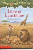 Lions at Lunchtime, Mary Pope Osborne, 0590706373