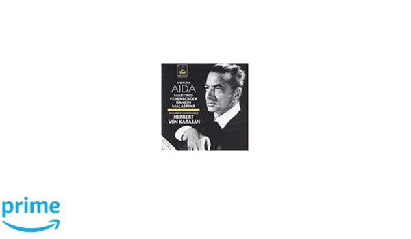 Dragica Martinis, G. Verdi, Herbert von Karajan - Aida - Amazon.com Music
