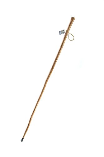SE WS632-60 Survivor Series Heavy Duty Wooden Walking/Hiking Stick, 60""
