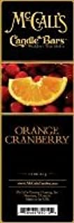 product image for McCall's Country Candles Candle Bar 5.5 oz. - Orange Cranberry