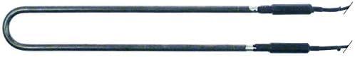 320 mm B 50 mm Abtauung Heizelement Heizspirale Heizk/örper 300 W 230 V L