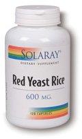 Cheap Solaray – Red Yeast Rice 600 mg. – 120 Vegetarian Capsules
