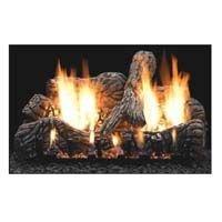 Vent-Free Slope Glaze Burner, MV, Remote Ready, Standing Pilot/Piezo, 24-inch (Glaze Slope)