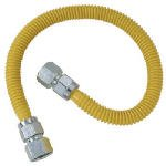 Brass Craft #CSSC22-60 P 60'' Stainless Steel Gas Connector by Brass Craft Service Parts