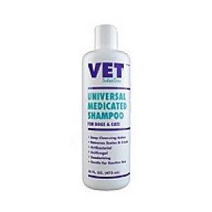 Vet Solution Universal Medicated Shampoo, My Pet Supplies