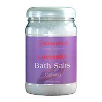 Soothing Touch Lavender Bath Salt, 32 Ounce -- 3 per case.