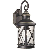 Lantern Outdoor Wall Orb 1 Light (Outdoor Lantern Harbor)