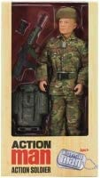 Action Man - Delux Action Soldier