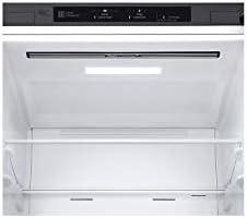 LG GBB62PZGFN Nevera y congelador Independiente Acero Inoxidable ...