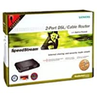 Siemens SpeedStream 2-Port DSL/Cable Router (SS2602)