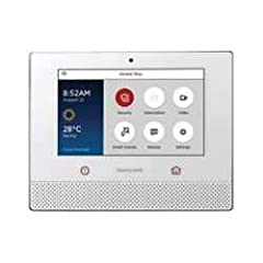 Lyric's a beautiful alarm system made by Honeywell, the most trusted name in security. Alarm systems sit at the front door; the first impression of your home. Its interface is as intuitive as an Apple iPhone. It's beautiful, white exterior, g...