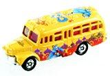 1/110 いすゞ ボンネットタイプバス・ジーニー(オレンジ) 「ディズニー トミカコレクション D-10」の商品画像