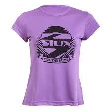 Siux Camisetas Padel Mujer (L)