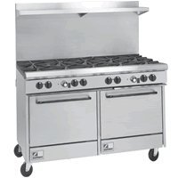 48 inch gas range southbend - 1