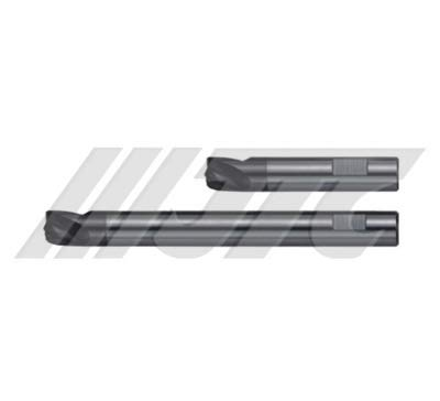 3 Flute Tungsten Carbide Pointed END Mill- 8mmx44L by JTC 3838